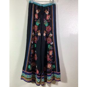 Flying Tomato Floral Wide Leg Palazzo Pants